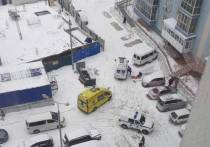 В Якутске 16-летняя школьница скончалась, выпав с восьмого этажа