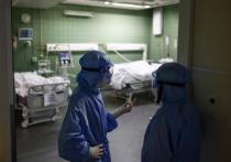 В Хакасии коечный фонд для ковид-больных уменьшился еще на 56 единиц