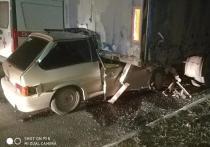 На Московском шоссе в ДТП с грузовиком погиб 18-летний рязанец
