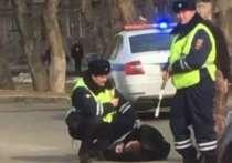В Челябинске 22-летний парень на пешеходном переходе наехал на людей