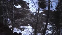 Буйство стихии: ледоход начался в Белокурихе