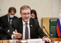 В Совфеде призвали предотвратить силовую операцию на Донбассе