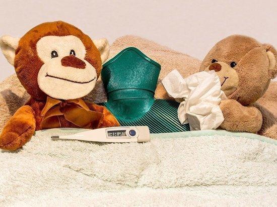 Серпуховичам напомнили о профилактике сезонных заболеваний у детей