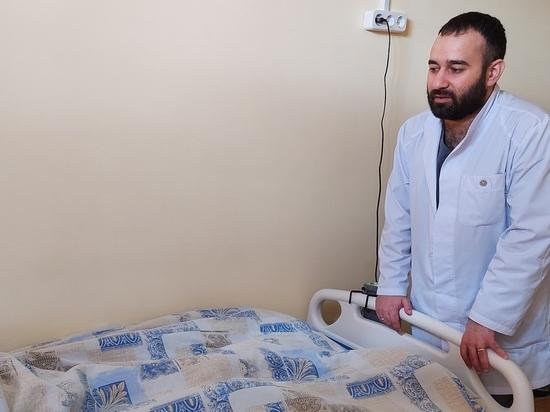 Астраханские врачи спасли жизнь ребенку из Республики Калмыкия