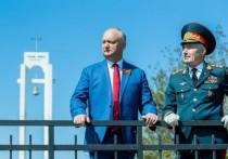 Игорь Додон: В Молдове праздник 9 Мая был, есть и будет