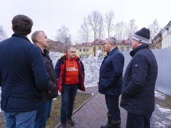 В Кузбассе принимают решение о сносе междуреченской школы, в которой обвалилась крыша