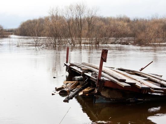 Метеорологи предупредили о возможном затоплении Кемерова и Новокузнецка