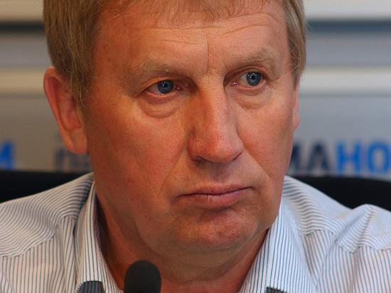 Главный тренер сборной по биатлону Польховский ушел после коронавируса
