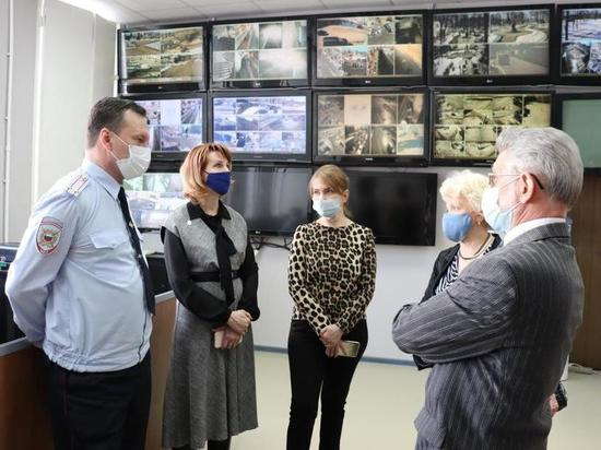 Ивановские общественники побывали в дежурной части регионального УМВД России