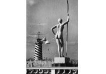 Неприличная девушка с веслом: как в России боролись с обнаженной скульптурой