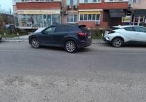В Краснодаре девочку 8 лет сбил 42-летний водитель иномарки