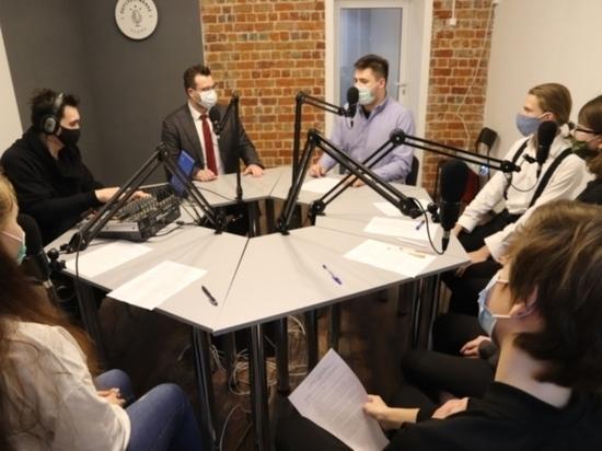 Новая радиостанция появилось в Иванове — школьное «Перспективное радио»
