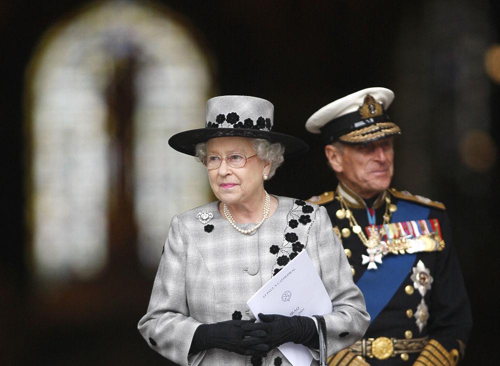 Скончался принц Филипп: история любви с Елизаветой II в фотографиях