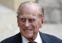 Принц Филипп, муж британской королевы, скончался в возрасте 99 лет в замке Виндзор