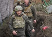 Зеленский призвал к новому перемирию в Донбассе