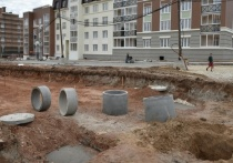 В Кирове на ливневку в микрорайоне Урванцево потратят почти 127 млн