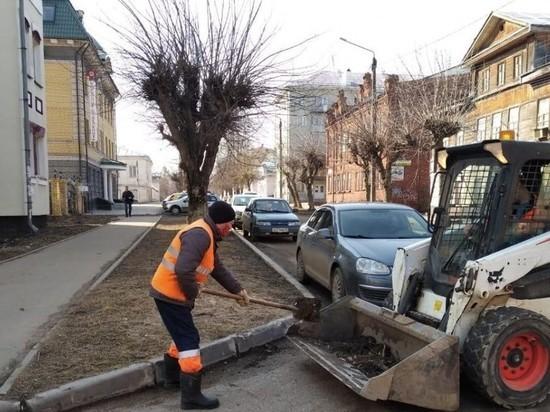 В Кирове начали подготовку к параду Победы