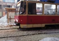 В Туле временно изменится маршрут движения 14-го трамвая