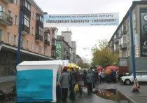 В пригороде Барнаула открылись ярмарки выходного дня