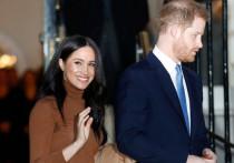 Гарри вознамерился приехать на похороны принца Филиппа без Меган