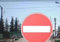 С 12 апреля в Сасове закроют на ремонт железнодорожный переезд