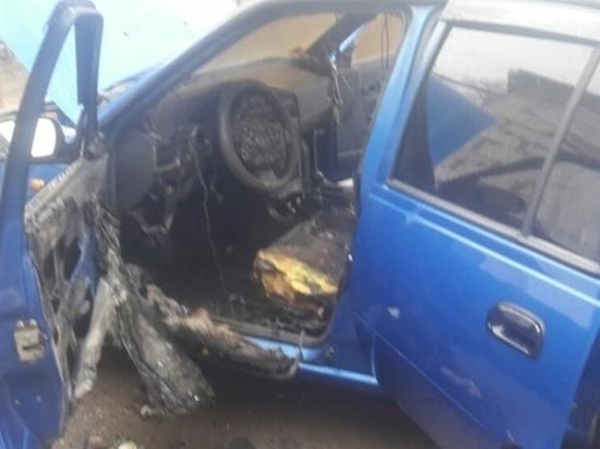 Жительница Сальска заживо сгорела в автомобиле