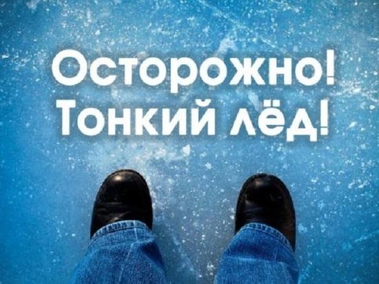Лёд на реках Серпухова практически сошёл