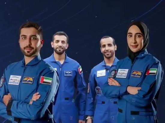 ОАЭ назвали имя первой арабской женщины-астронавта