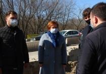 Подрядчик заделает ямы на ремонтируемом мосту через Трубеж в Рязани в ближайшие дни