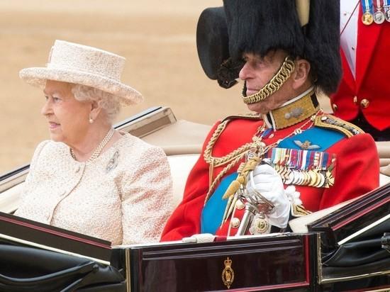 Тело герцога Эдинбургского Филиппа в будущем будет перезахоронено - после смерти его супруги, королевы Великобритании Елизаветы II
