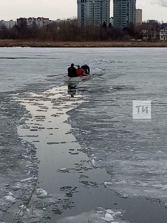 На озере Кабан в Казани утонул рыбак