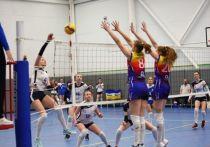 Омские волейболистки в Высшей лиге Б обыграли «Рязань-РГУ»