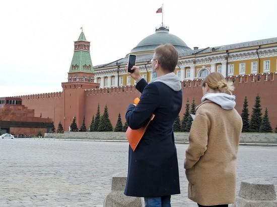 Федеральная служба охраны внесла изменения в правила посещения Московского кремля
