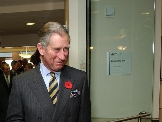 Принц Чарльз оценил мировую реакцию на смерть своего отца