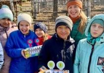 Особенные дети поучаствовали в кормлении японских макак в зоосаде «Приамурский»