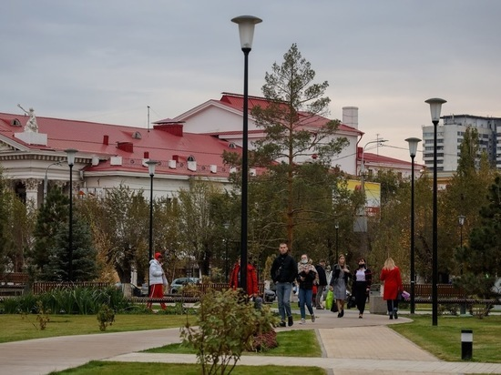 В Волгоградской области по нацпроекту благоустроят более 50 дворов
