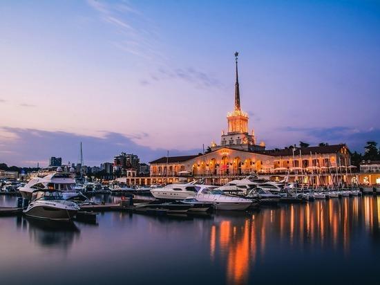 Курортный сезон на Кубани начнется 1 мая