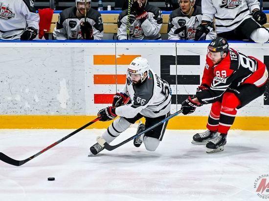 """Новокузнецкий """"Металлург"""" сыграет в финале Высшей хоккейной лиги-2021"""