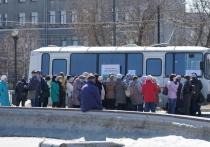 В сквере Кирова врачи обследовали всех желающих