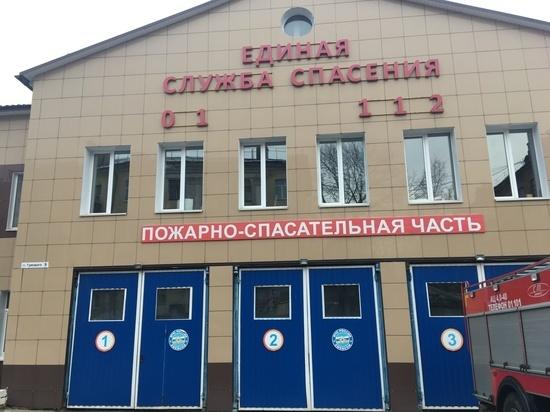 104 техногенных пожара зарегистрировали в Смоленской области за сутки