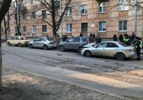 В Рязани пьяный водитель устроил массовое ДТП, уходя от полицейской погони