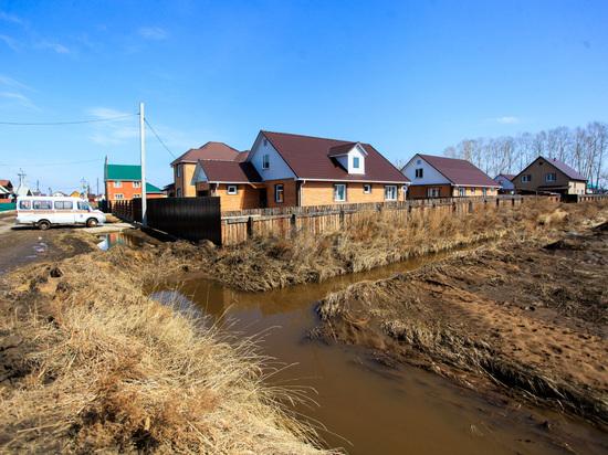 Последствия потопа в Хомутово: вода ушла, но проблемы остались