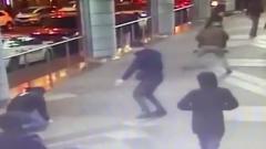 В Петербурге произошла массовая драка со стрельбой: видео
