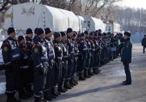 В случаи ухудшения обстановки спасатели будут готовы к оказанию помощи населению и краевым властям