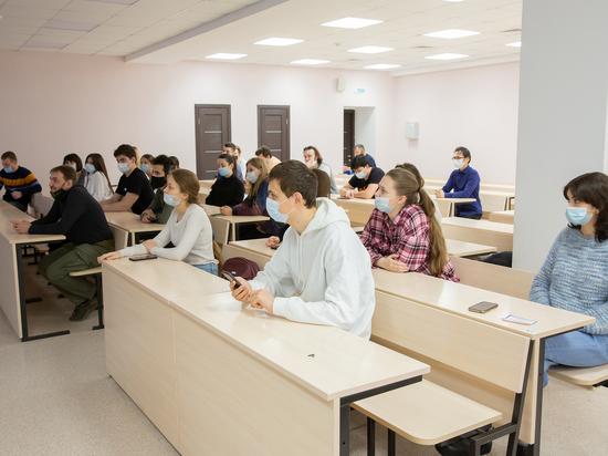 Космический диктант впервые написали в Ставрополе