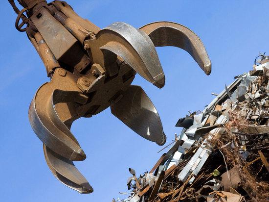 У жителя Тверской области украли две тонны металлолома