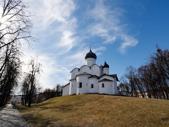 До +19 потеплеет в Псковской области в понедельник