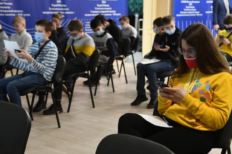 Во Всероссийском космическом диктанте участвовали волгоградцы, фото-2