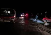 В Кировской области в ДТП с автобусом погиб водитель