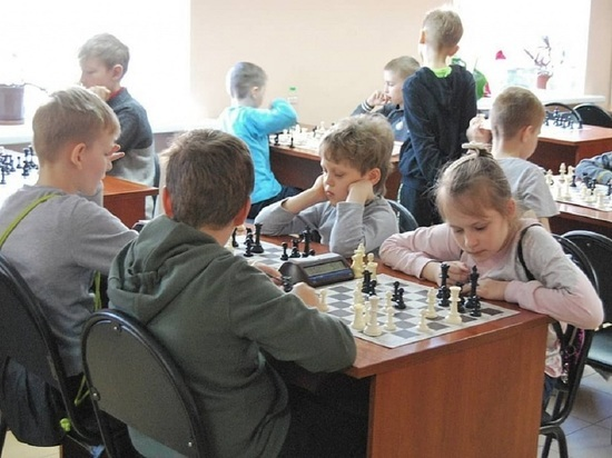 Турнир по быстрым шахматам состоялся в Серпухове